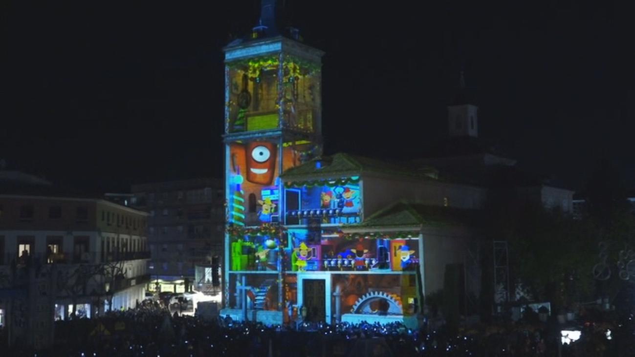 Inaugurada la Ciudad de los Sueños y la  Navidad en Torrejón de Ardoz