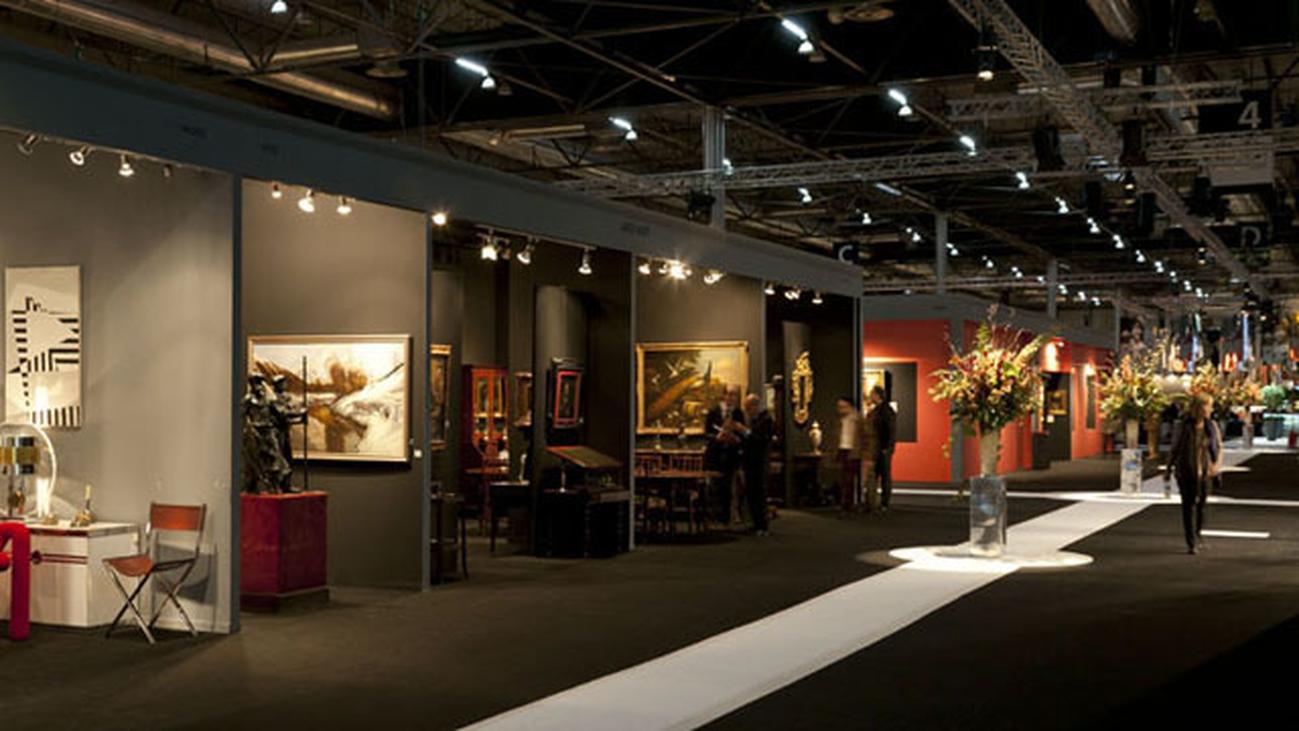 Más de 80 anticuarios y galerías de arte exponen en Feriarte