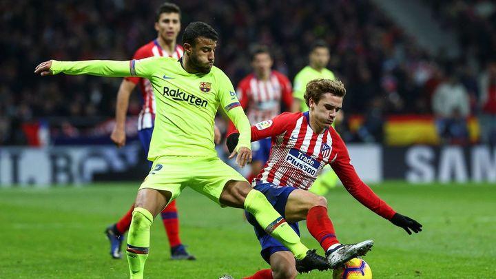 1-1. Atlético y Barcelona se reparten los puntos en el Wanda