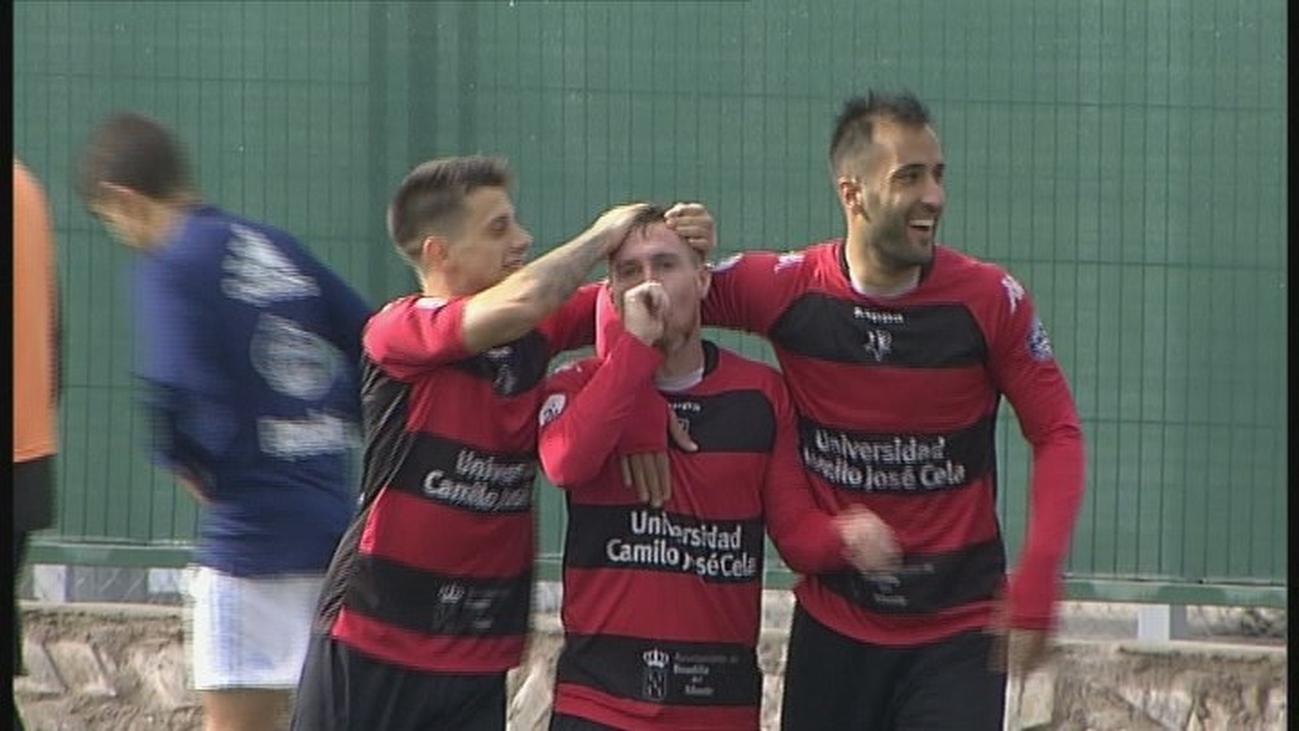 Gol de Javi Robles del Inter ante el  Celta B (2-0)