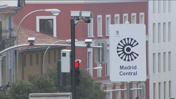 El largo debate entre partidarios y detractores de Madrid Central