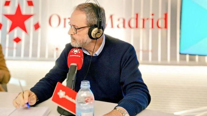 """Javier Barbero: """"Madrid quiere ser pionera en la lucha contra la soledad no deseada"""""""
