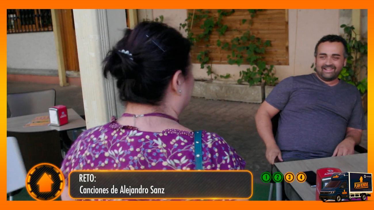 El reto: Canciones de Alejandro Sanz en Moratalaz