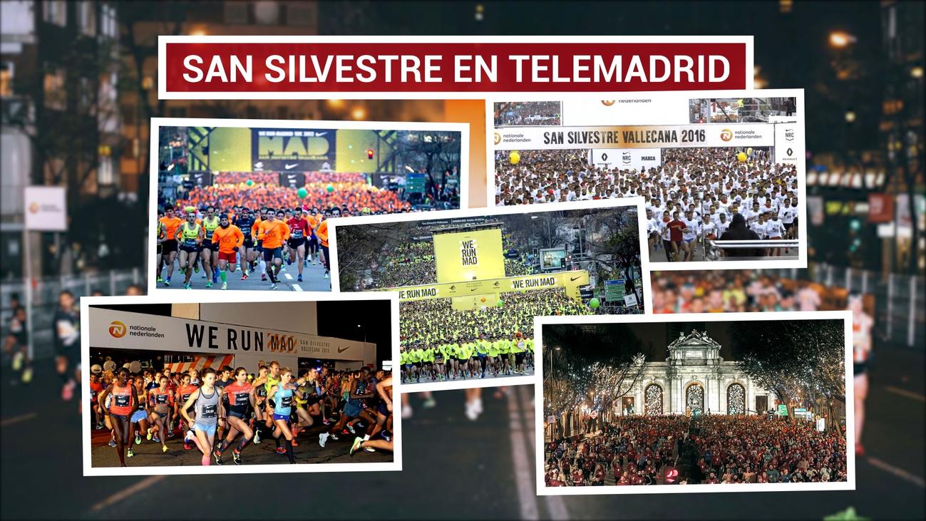 Más de 42.000 corredores inundarán Madrid el 31 de diciembre