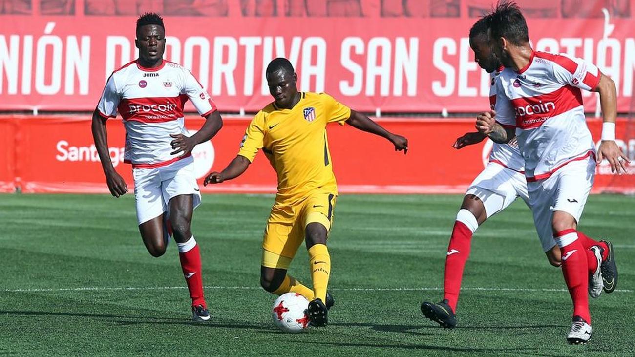El Sanse defiende el liderato ante el Atlético B en La Otra
