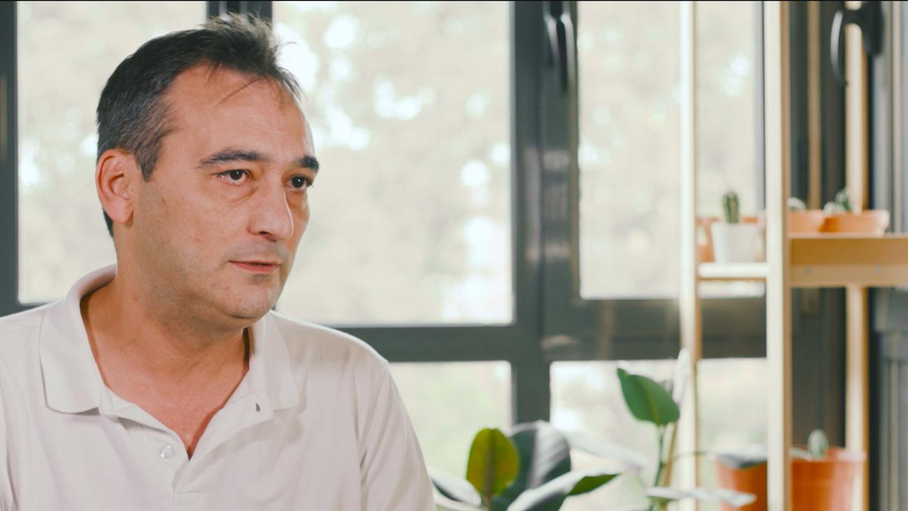 José Luis Sánchez, testimonio vivo de los atentados del 11-M