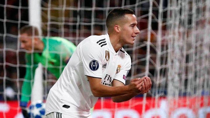 Gol de Lucas Vázquez al Roma
