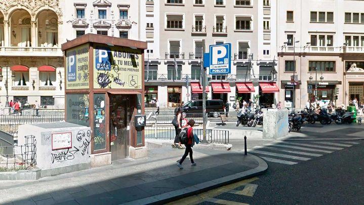 Cómo y dónde aparcar en Madrid Central