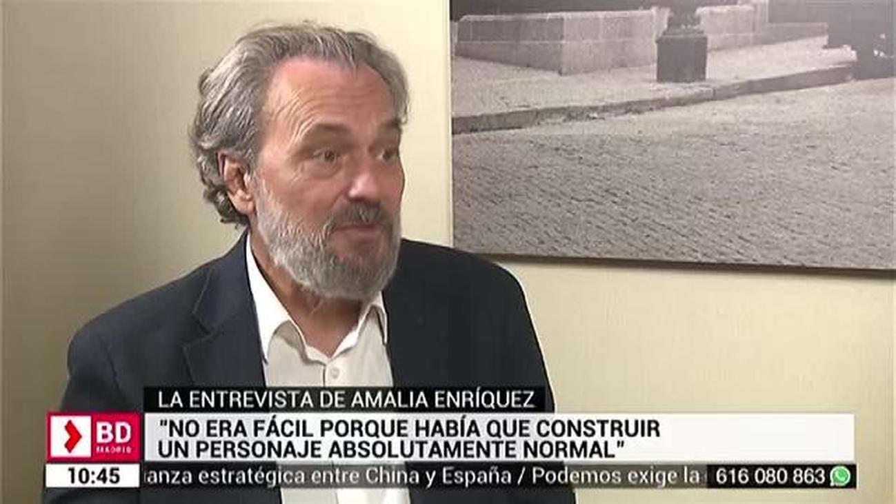 """José Coronado:  """"Mi oficio es lo más importante"""""""