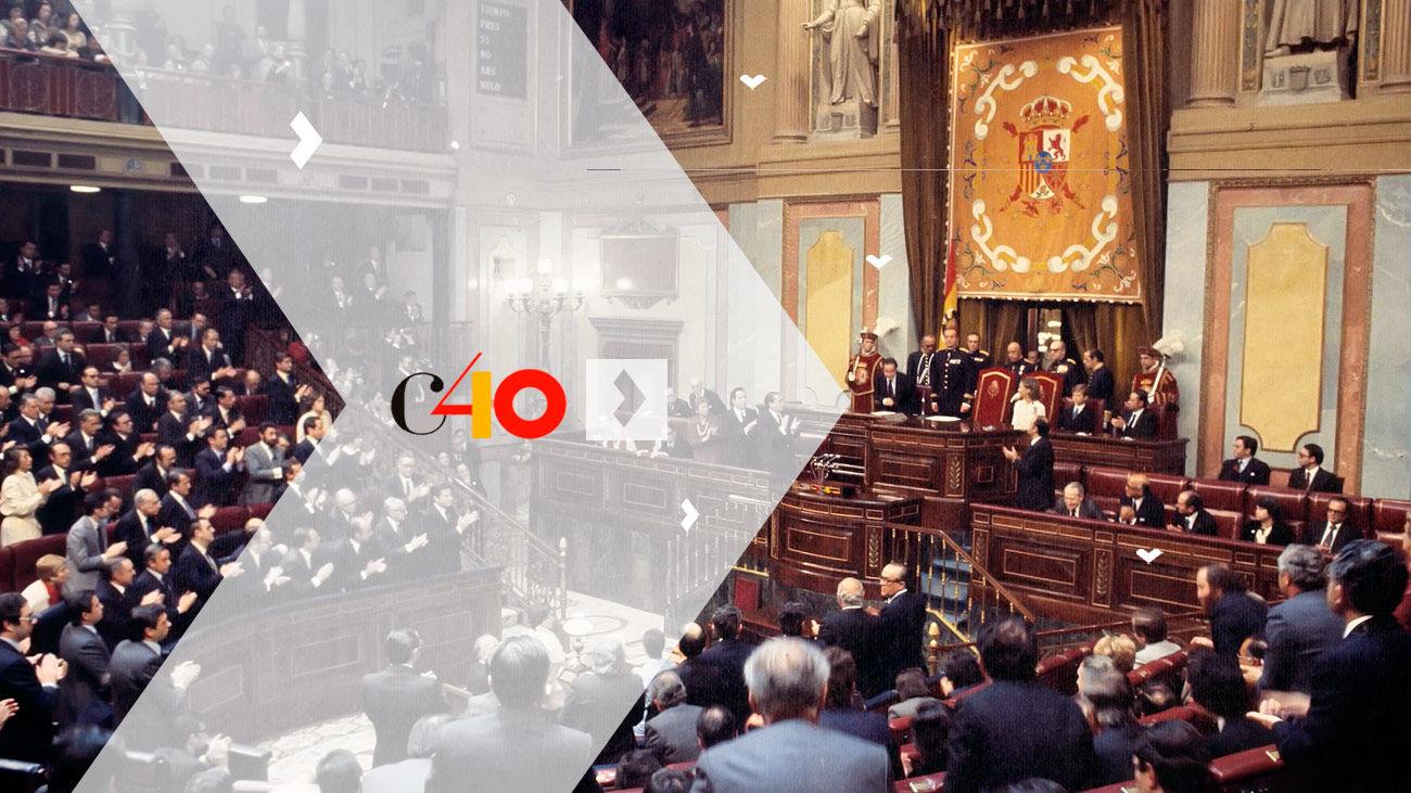 Constitución: 40 años de libertad