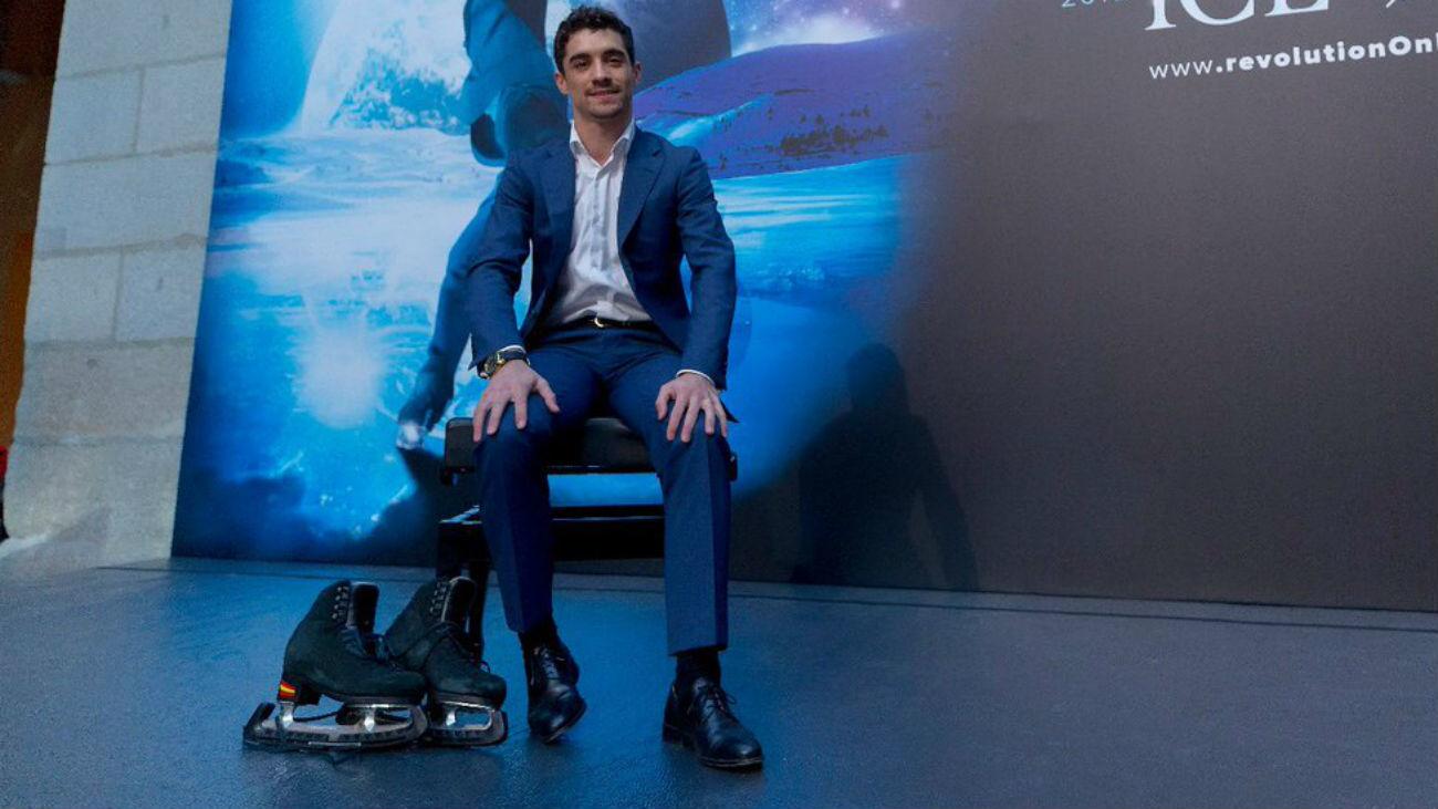"""Javier Fernández cuelga los patines: """"Mi cuerpo y mi mente ya no llegan"""""""