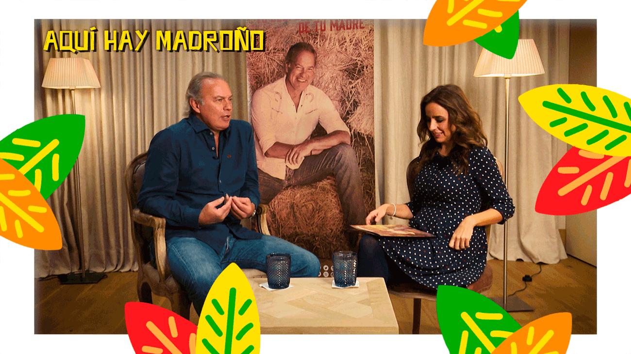 Carmen Alcayde entrevista a Bertín Osborne