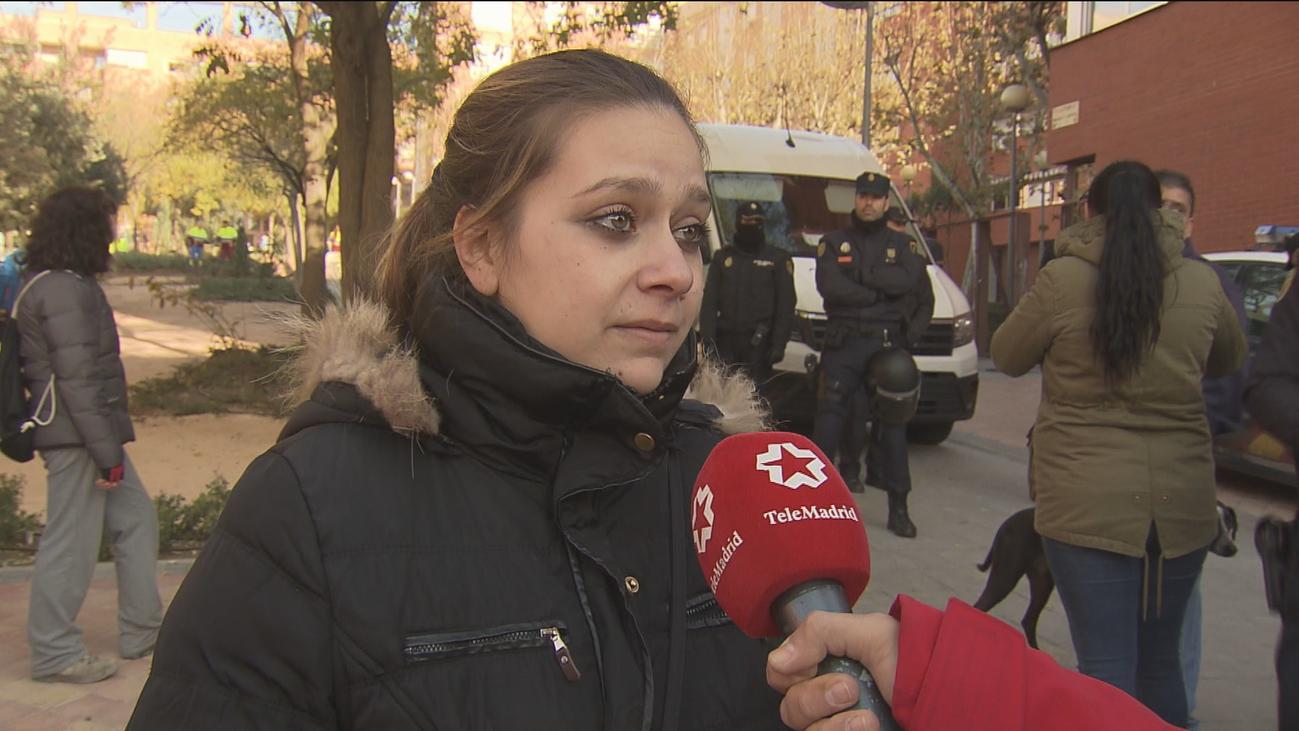 El Ayuntamiento se hará cargo del  alojamiento temporal de la familia desahuciada hoy en Móstoles