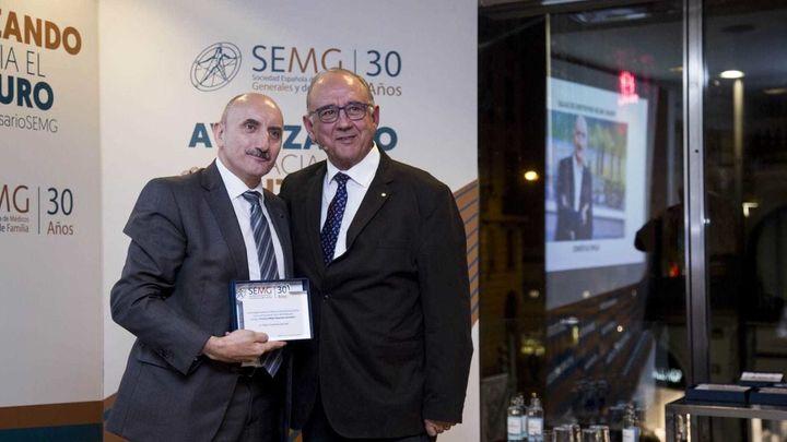 Alipio Gutiérrez, premio al Mejor Reportero de Salud