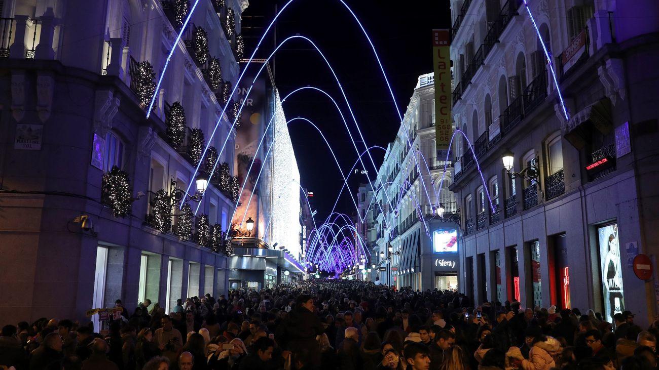 Los españoles gastarán 924 euros de media estas Navidades