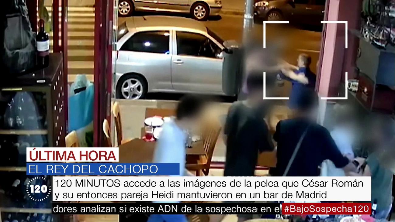 La pelea entre el 'rey del cachopo' y su novia en un bar de Madrid