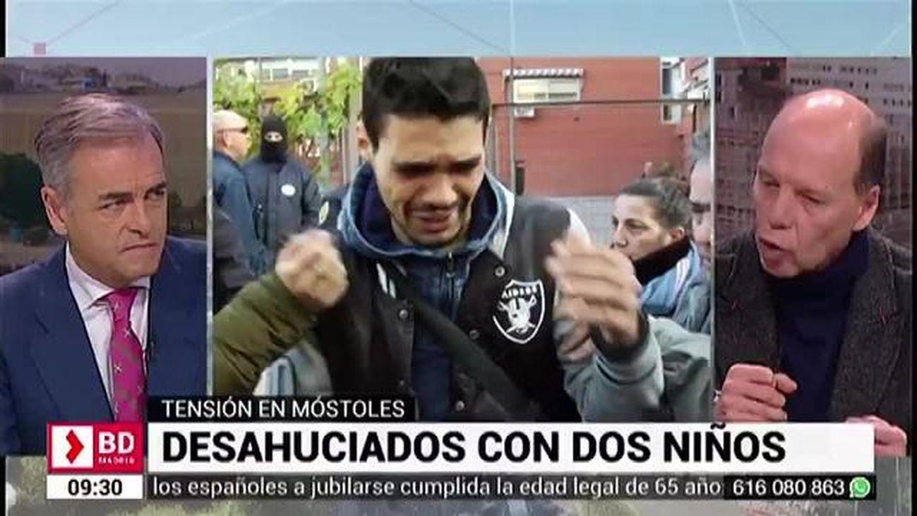 Buenos Días Madrid 29.11.2018