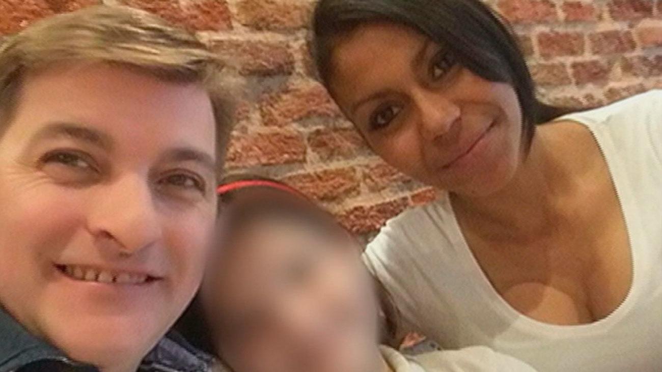 Heidi Paz, la novia del 'rey del cachopo', tuvo un embarazo antes de morir