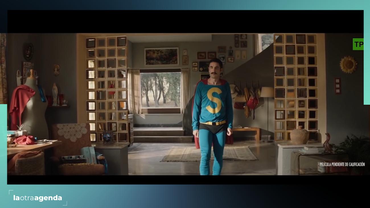 "El gran estreno de ""Superlópez"""