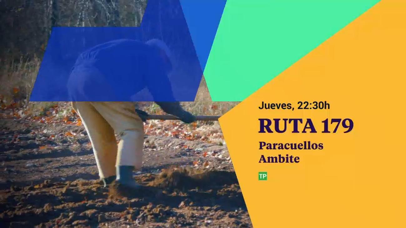 Ruta 179 visita Paracuellos de Jarama y Ambite