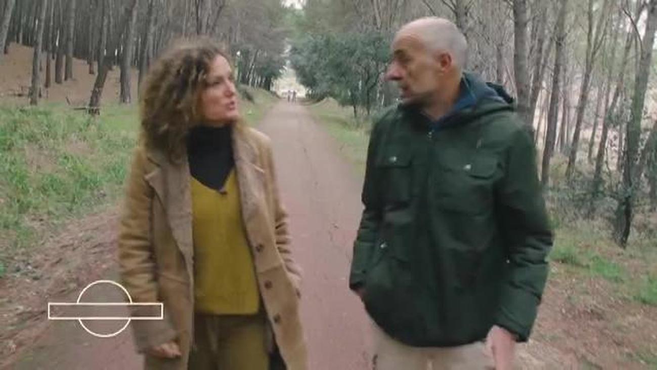 La Vía Verde del Tajuña, la más emblemática de Madrid