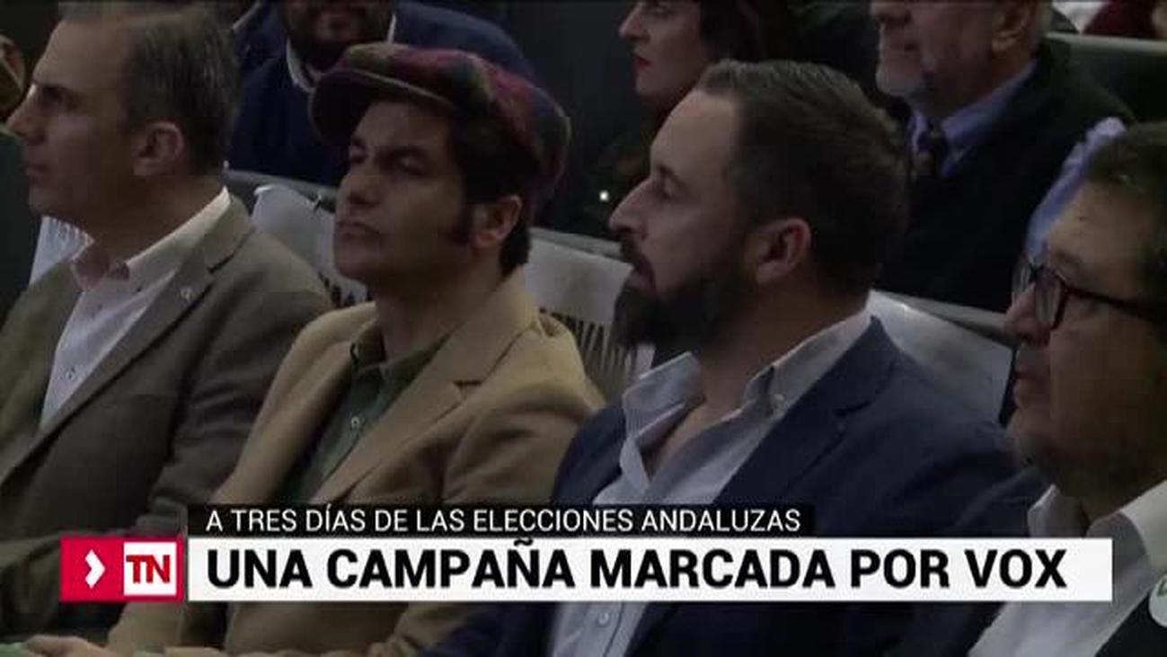 Susana Díaz resta importancia a la querella que VOX le ha interpuesto
