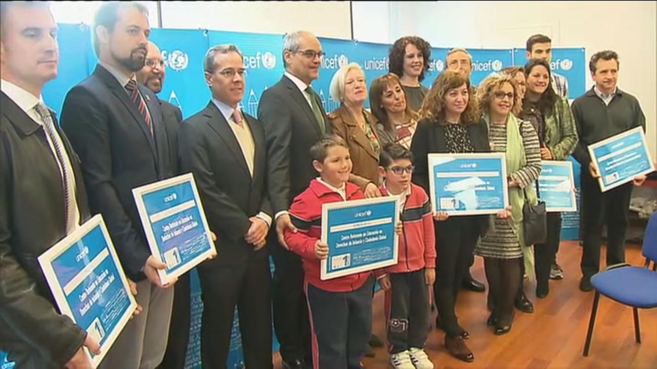 Ocho colegios madrileños han sido reconocidos como referentes en Educación en Derechos