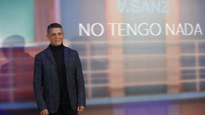 Alejandro Sanz anuncia concierto en Madrid en 2019