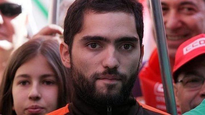 Absuelven al exlíder del Sindicato de Estudiantes de agredir a un policía en Madrid