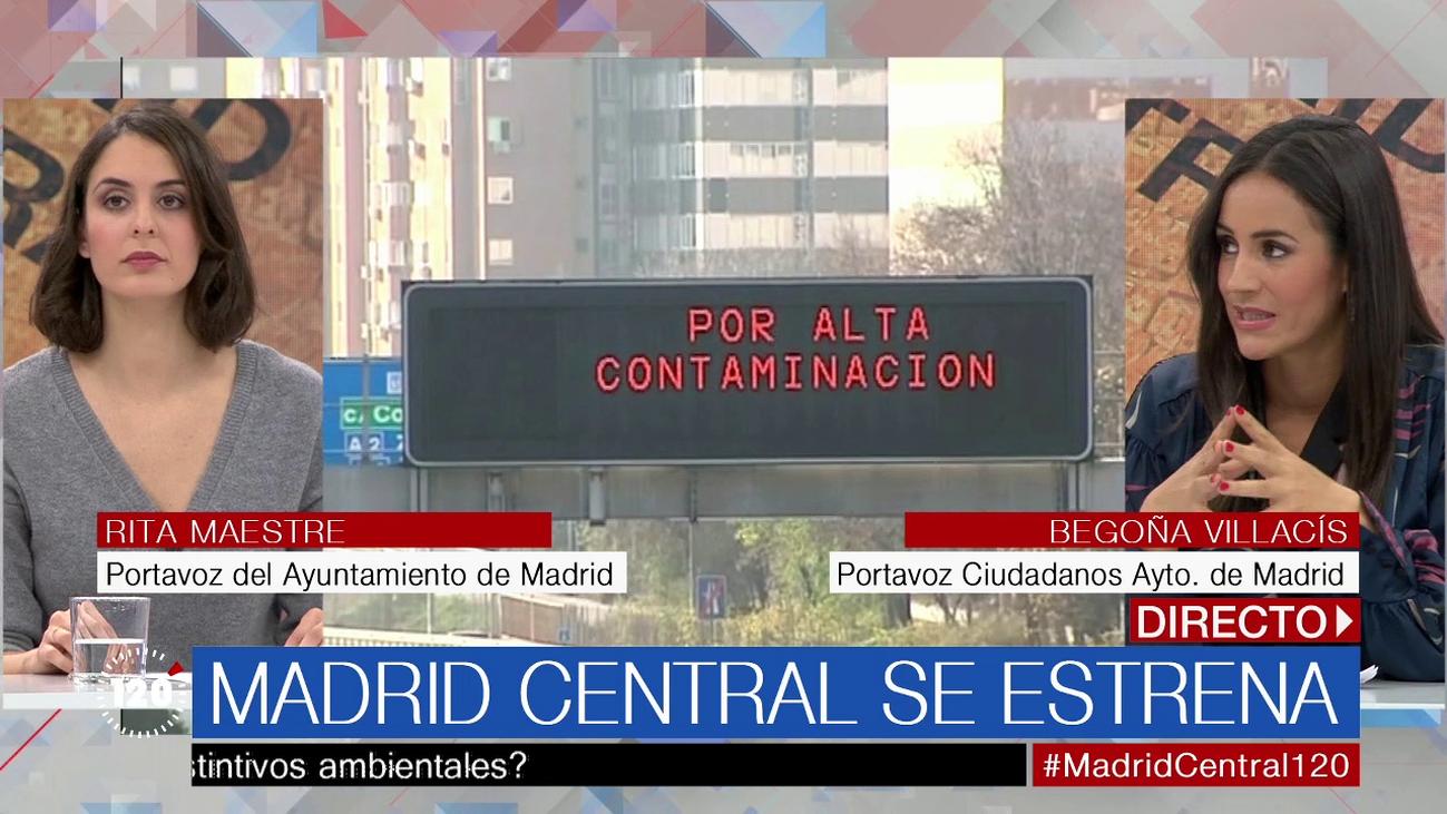 Las incógnitas de Madrid Central