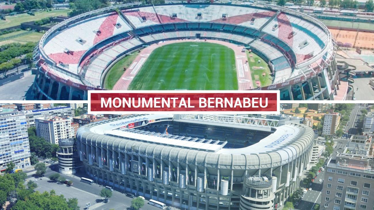 Madrid sale al rescate de la Libertadores