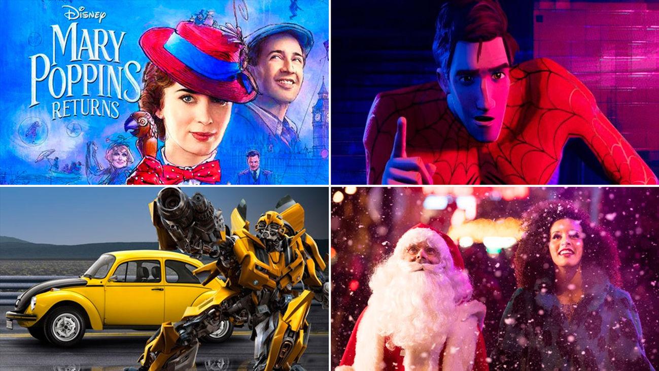 Estrenos navideños...de cine