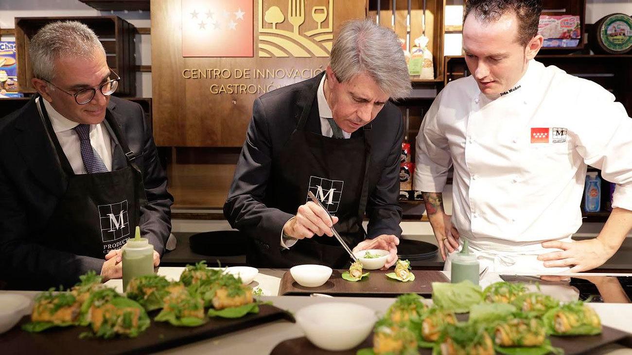 Nace el Centro de Innovación Gastronómica en Madrid