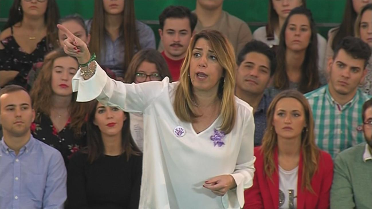 Llamadas a la participación en las últimas horas de campaña en Andalucía