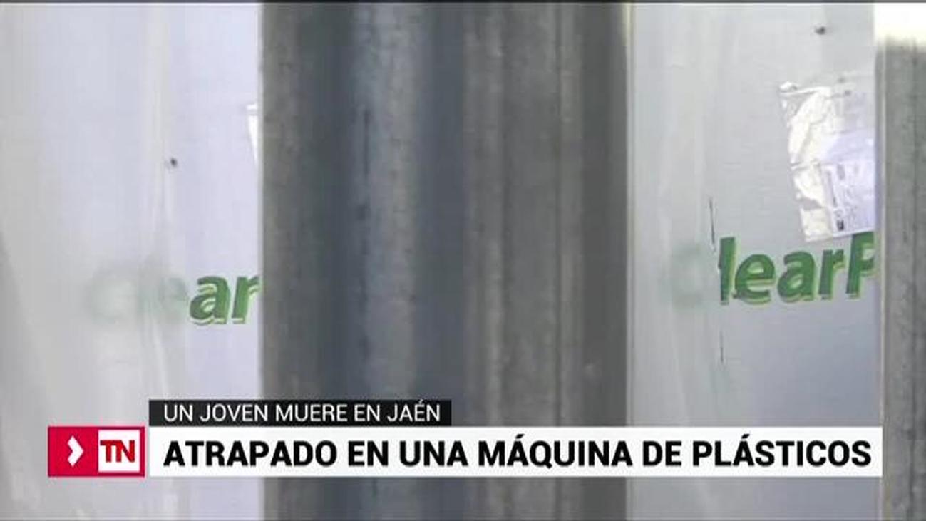 Muere un trabajador de 21 años en Jaén tras quedar atrapado por una máquina