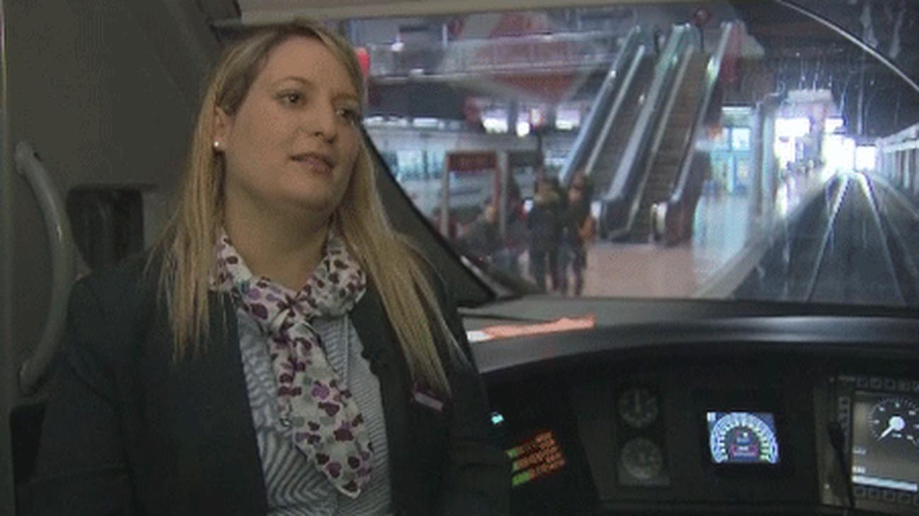 Renfe quiere que el 25% de sus maquinistas sean mujeres en diez años