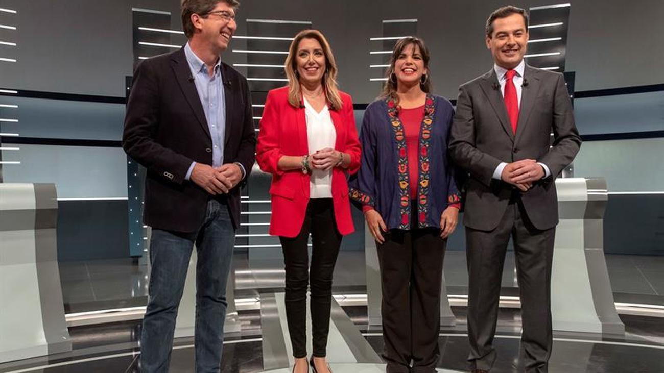 Lo más divertido de la campaña electoral andaluza