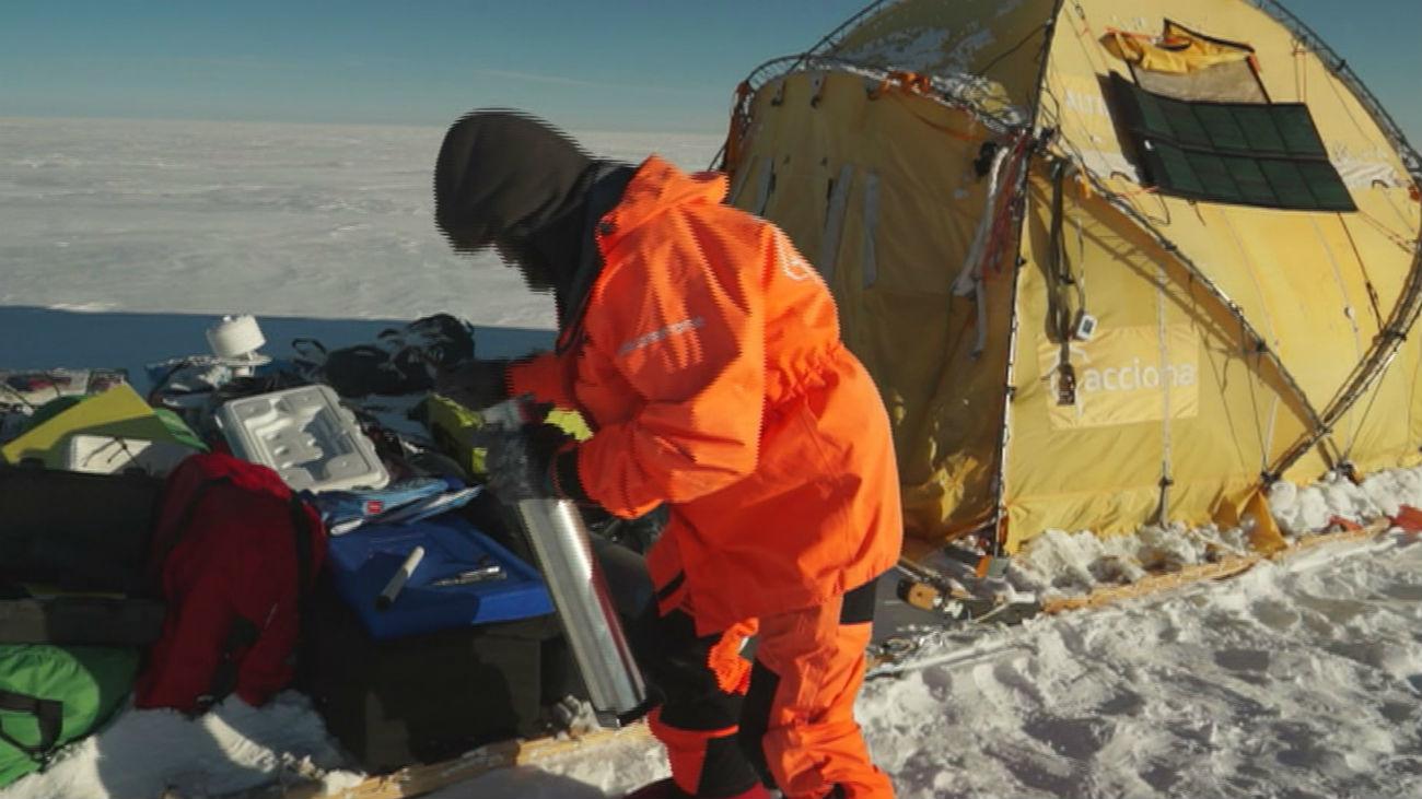 Españoles en la Antártida: 50 días recogiendo muestras científicas