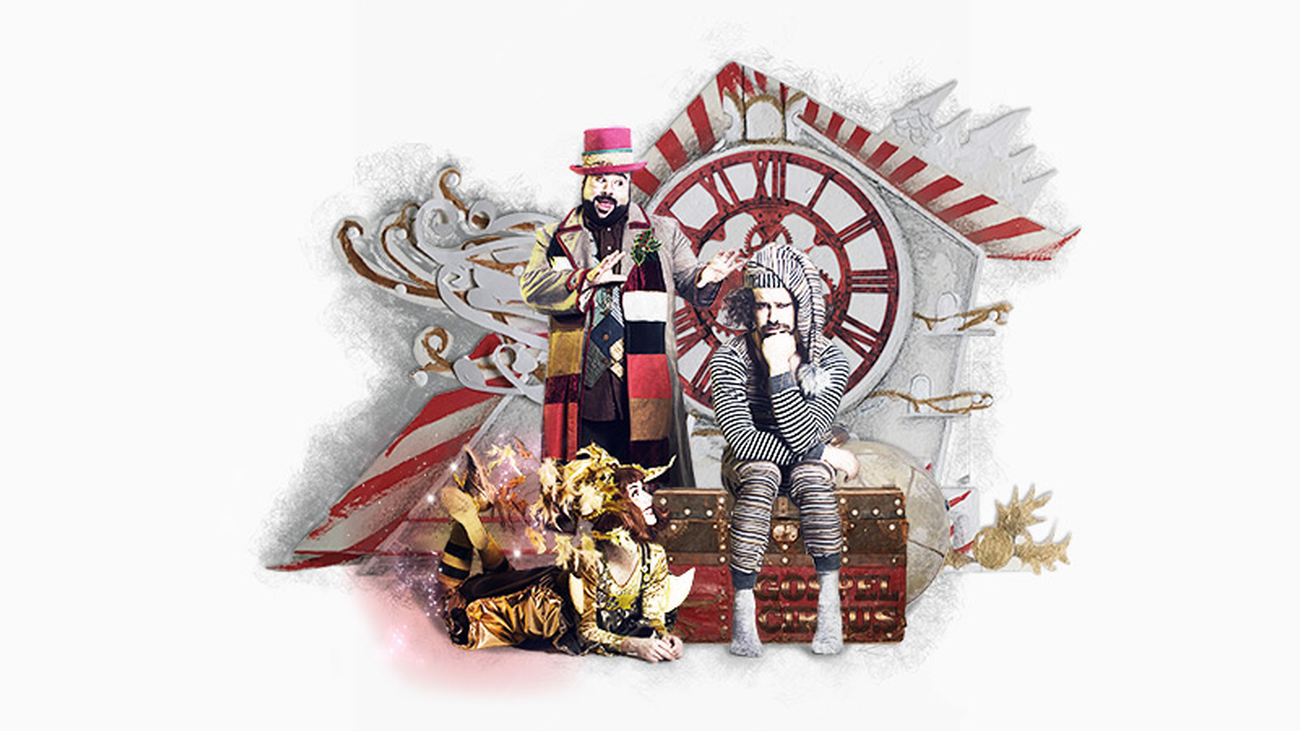 """""""Gospel Circus"""" da color a la Navidad del Price hasta el 6 de enero"""