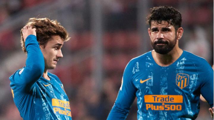 1-1. El Girona vuelve a frenar al Atlético
