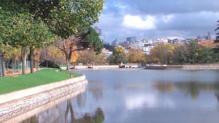 La Casa de Campo recuperará su lago  a mediados de diciembre
