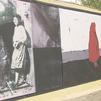 Vallecas homenajea a Robert Capa con un gran mural