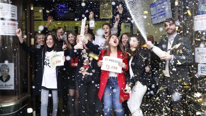Madrid, la más querida por el Gordo de Navidad