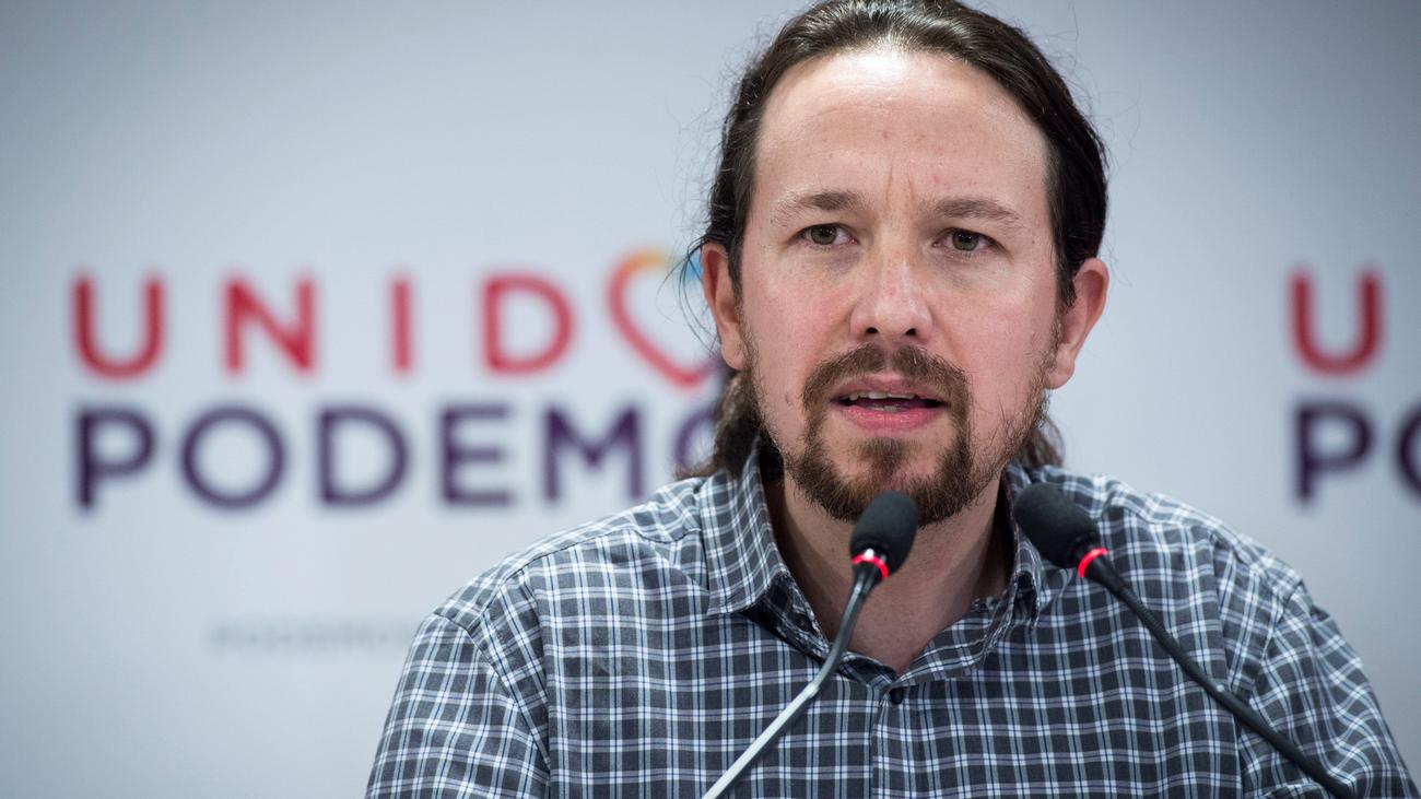 """Pablo Iglesias decreta """"alerta antifascista"""" y llama a la movilización contra Vox"""