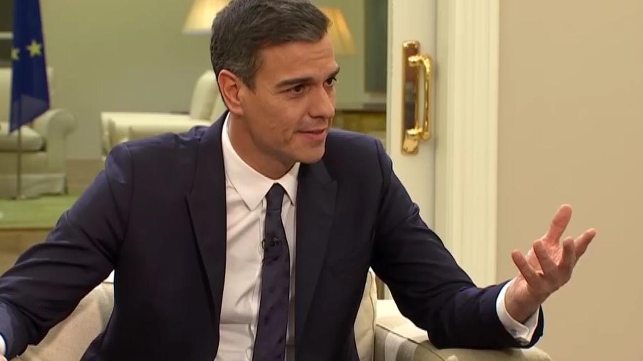 """Pedro Sánchez: """"Podríamos ser la primera generación en la historia capaz de reformar una Constitución"""""""