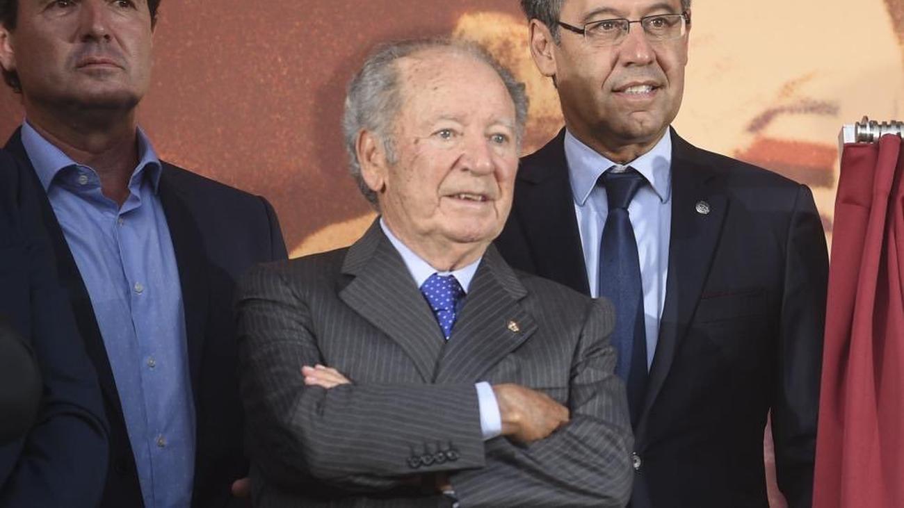 Muere Josep Lluis Núñez, expresidente del Barça