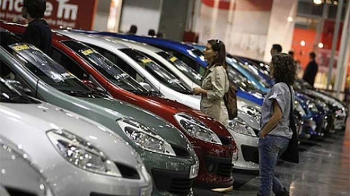 La venta de coches diésel se desploma