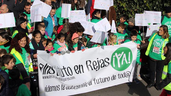 La Comunidad construirá dos institutos, uno en Las Rejas y otro en Torrejón