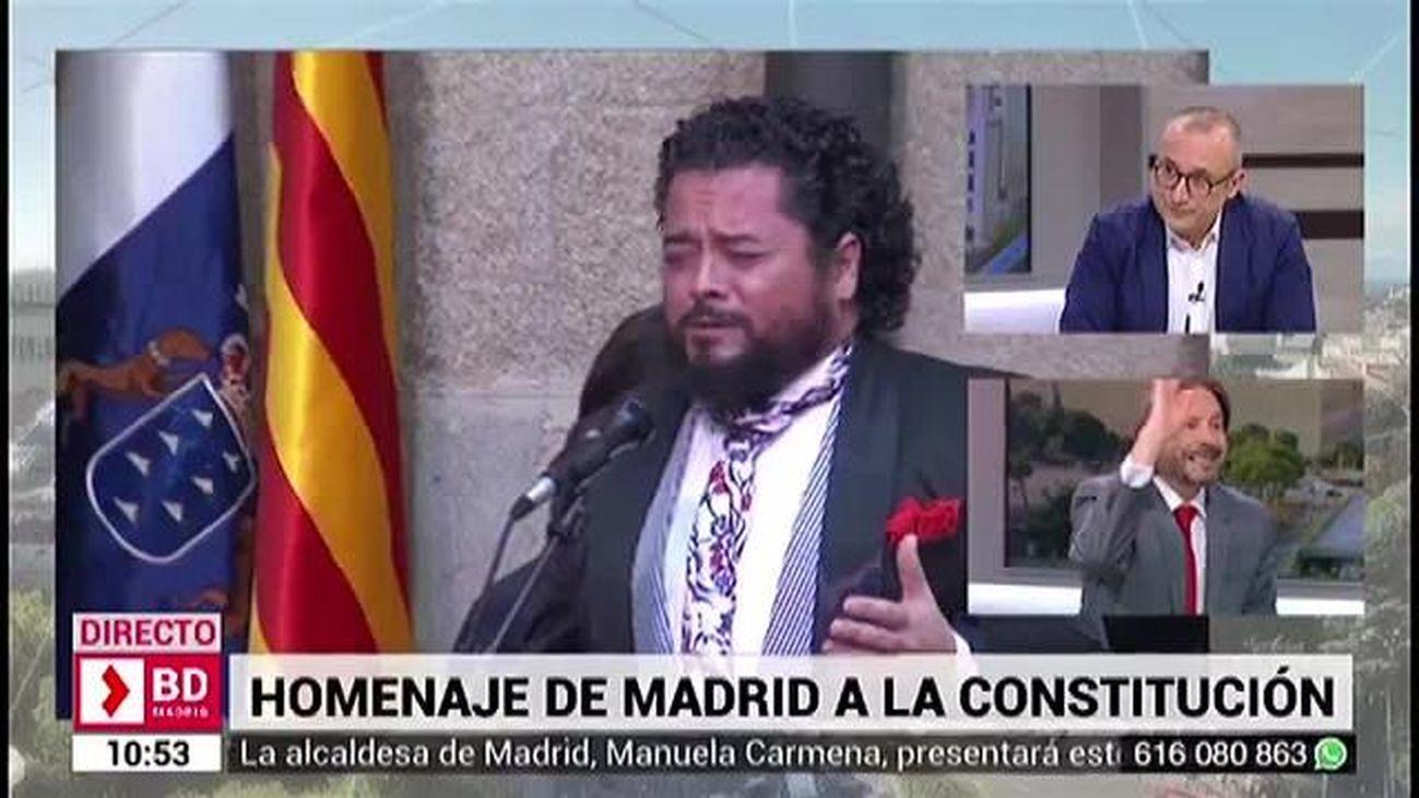 Buenos Días Madrid 04.12.2018