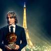 """Modric: """"Me alegra que alguien normal pueda ganar el Balón de Oro"""""""